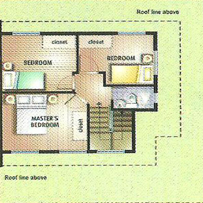house plans with attached garages with a breezeway - http