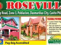 Roseville Subdivision - Amuntay Road, Dasmarinas City
